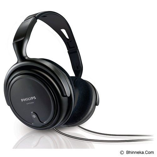 Jual Headphone Full Size PHILIPS Headphone [SHP 2000 ...